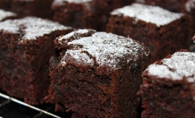 Chocolate Beetroot Brownies1
