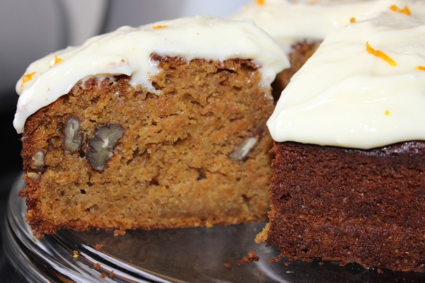 Carrot Cake Recipe Uk No Nuts: Ultimate Carrot Cake Recipe