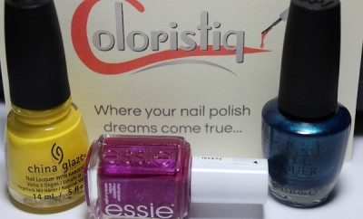 Coloristiq Rent Nail Polish1