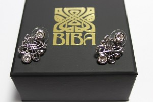Biba Accessories crystal earrings