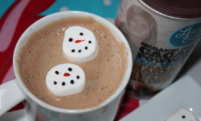 Marshmallow Snowmen Hot Chocolate1