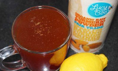 Turmeric Ginger Herbal Tea1