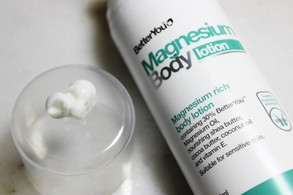 BetterYou Magnesium Sleep Bundle Lotion1