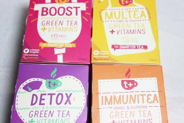 T Plus Drinks Green Teas Flavours1