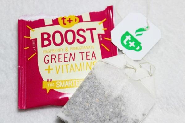 T Plus Drinks Green Teas Bag1