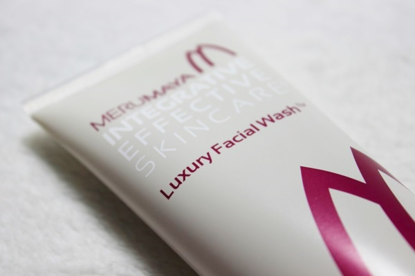 Merumaya Luxury Facial Wash Tube1