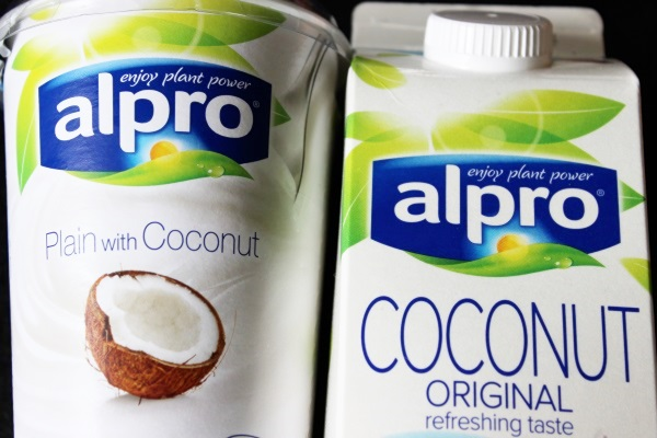 Alpro Coconut Range Products1