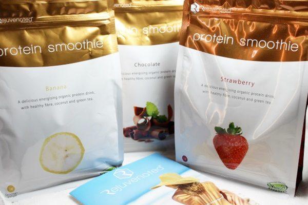 Rejuvenated Protein Smoothies1