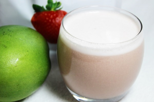 Rejuvenated Protein Smoothies Strawberry1