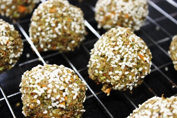Broccoli And Brazil Nut Protein Balls Baked1