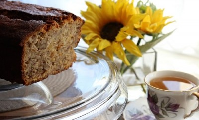 Banana Walnut Loaf Recipe1