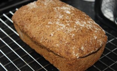 Spelt Bread Recipe1