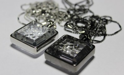 Frank Usher Perfume Bottle Necklaces1