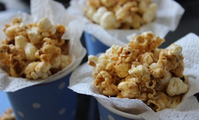 Sugar Free Spicy Popcorn1