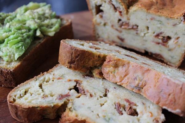 Savoury Bread Sliced1