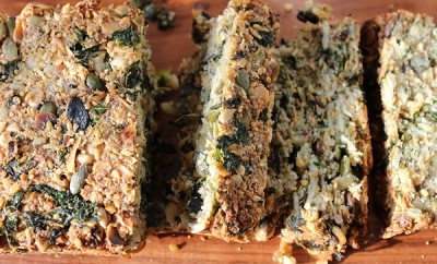 Kale Bread Recipe1