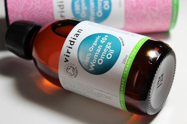 Viridian Woman 40 Plus Omega Oil Bottle1