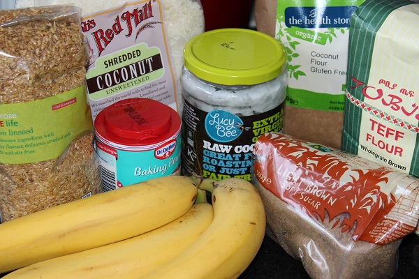 Baking With Lucy Bee Coconut Oil Ingredients1