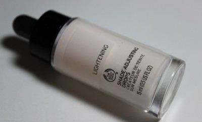 Body Shop Shade Adjusting Drops1