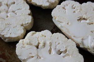Vegan Polenta Cauliflower Steaks Slices1