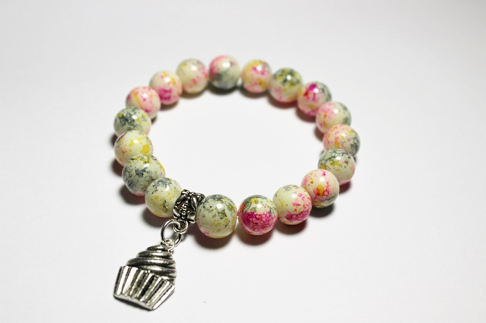Cupcake Bracelet1