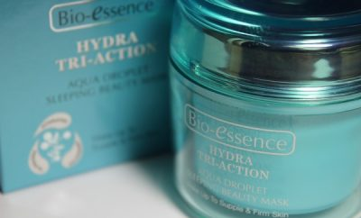 Bio Essence Aqua Droplet Sleeping Mask1