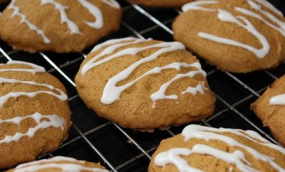 Pumpkin Spiced Cookies1