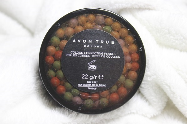 Avon True Colour Correcting Pearls Weight1