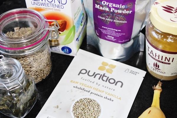 Purition Raw Vegan Hemp Vanilla1