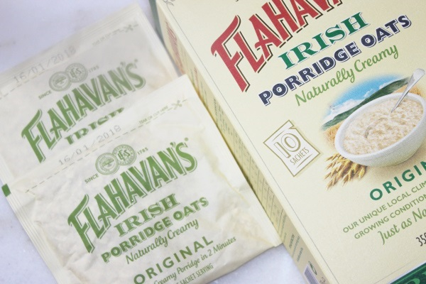 Flahavans Irish Porridge Oats Sachets Image1