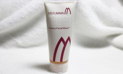 Merumaya Luxury Facial Wash1