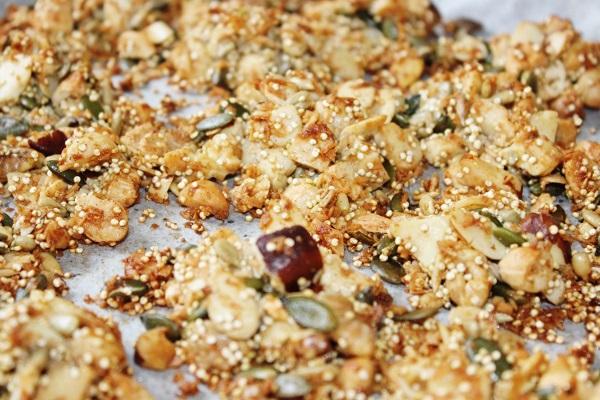 Alpro Coconut Range Granola1