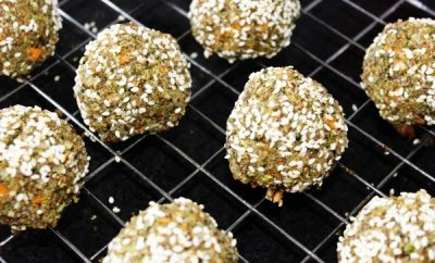 Broccoli And Brazil Nut Protein Balls1